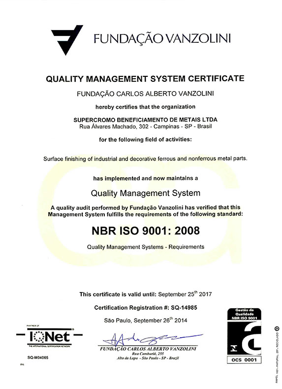 CERTIFICADO SUPERCROMO 02